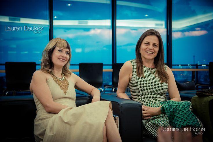 Dominique Botha & Lauren Beukes - Award winning Authors