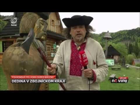 Pohronská Polhora - Zbojská, TV JOJ 2014