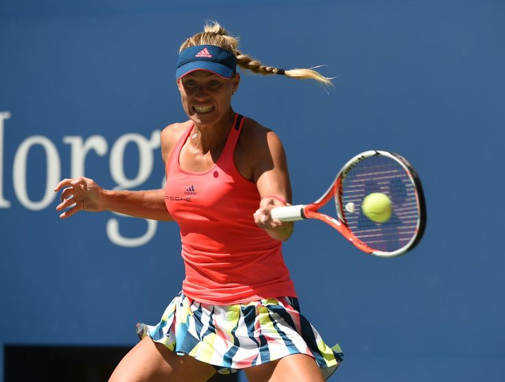 8/29/16Via WTA:  Angelique Kerber moves into @USOpen second round with a 6-0, 1-0 (ret.) win over Hercog. #USOpen