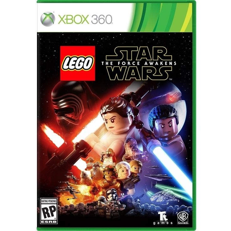 Lego Star Wars: The Force Awakens - PRE-Owned - Xbox 360