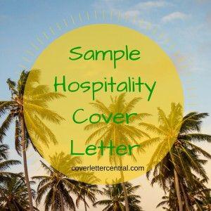 sample hospitality cover letter httpcoverlettercentralcomsample hospitality. Resume Example. Resume CV Cover Letter