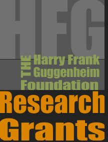 Harry frank guggenheim foundation dissertation