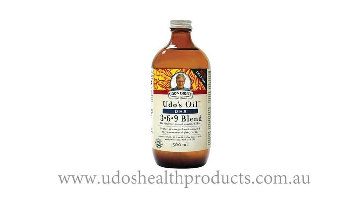 Our Australian Udos DHA 3-6-9 Oil Television Advertisement - short, simple and to the point. www.udoshealthproducts.com.au