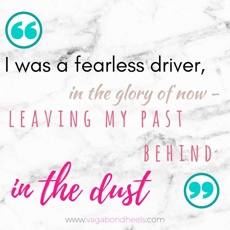 Quote from my article My Top Five Solo Travel Experiences #vagabondheels #driver #inspiration #quoteoftheday
