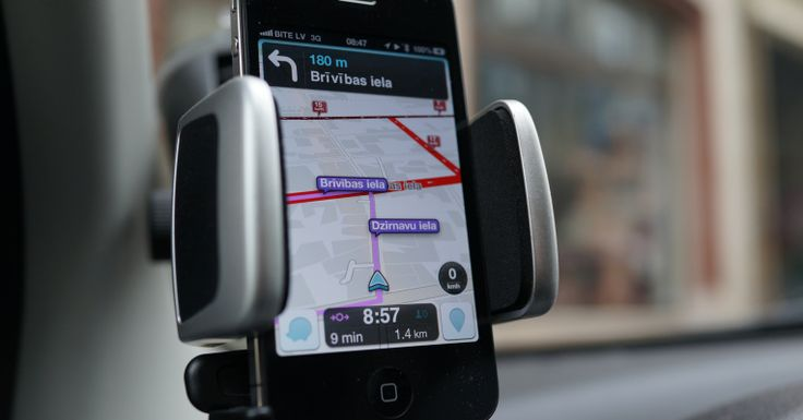 NHTSA spells out what your phone shouldn't be able to do while driving