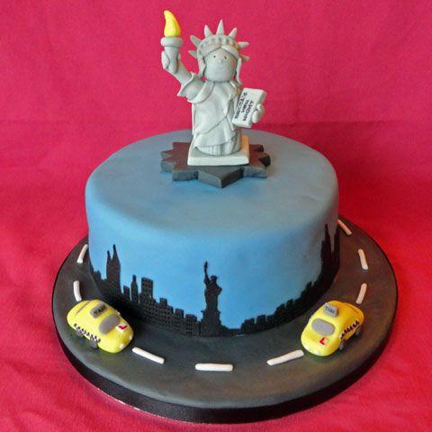 Best Cakes Nyc Birthdays