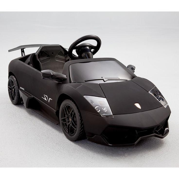 Lamborghini Murcielago LP 670-4 SV Akülü Araba