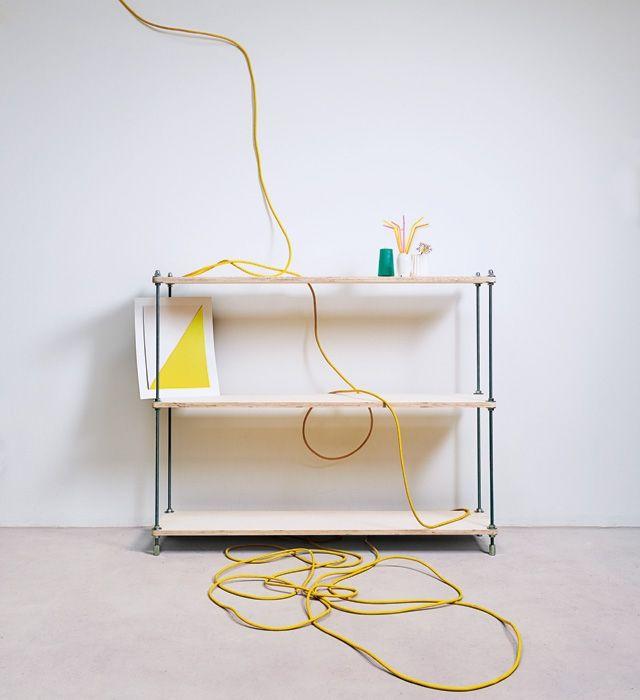 Möbelkaufen macht Spaß – aber Möbelbauen stolz und  glücklich: Das zeigen diese sechs neuen Do-it-yourself-Projekte  internationaler Topdesigner.