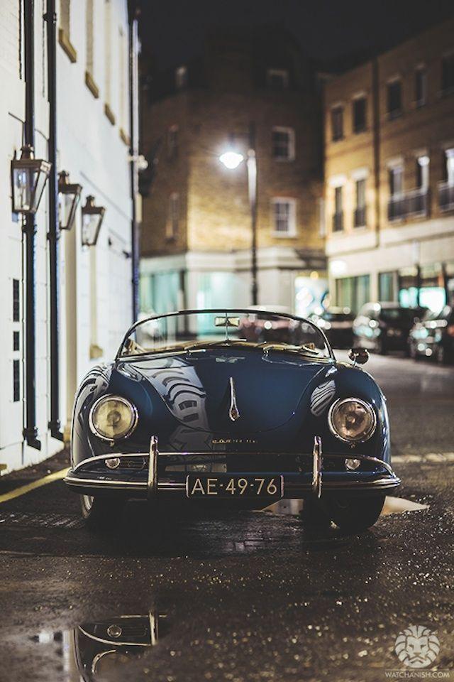 Porsche 356 Speedster | Gentleman's Cars |