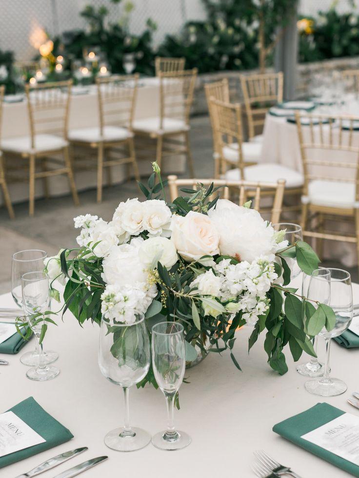 A Flower-Filled Hometown Wedding in Philadelphia