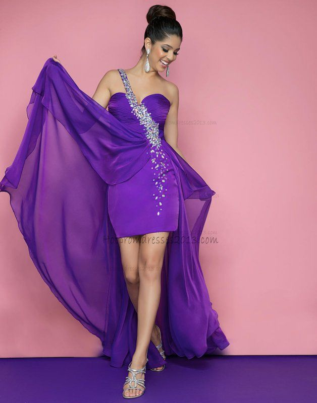 Mejores 10 imágenes de hi lo prom dresses en Pinterest | Vestidos de ...