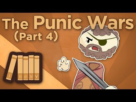 Education World: Best Videos: Rome, Second Punic War to Empire