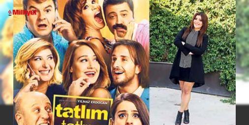 Erdoğan, filmi oyunculara izletmedi: NTV Radyo'da Öykü Özdoğan'ın hazırlayıp sunduğu '20 Dakika' programına Şebnem Bozoklu ve Kerem Fırtına konuk oldu. Yılmaz Erdoğan'ın yazdığı ve Demet Akbağ ile senelerce kapalı gişe oynadıkları 'Haybeden Gerçeküstü Aşk' oyununun film uyarlaması olan 'Tatlım Tatlım'ın 17 Mart'ta vizyona gireceğini sö...
