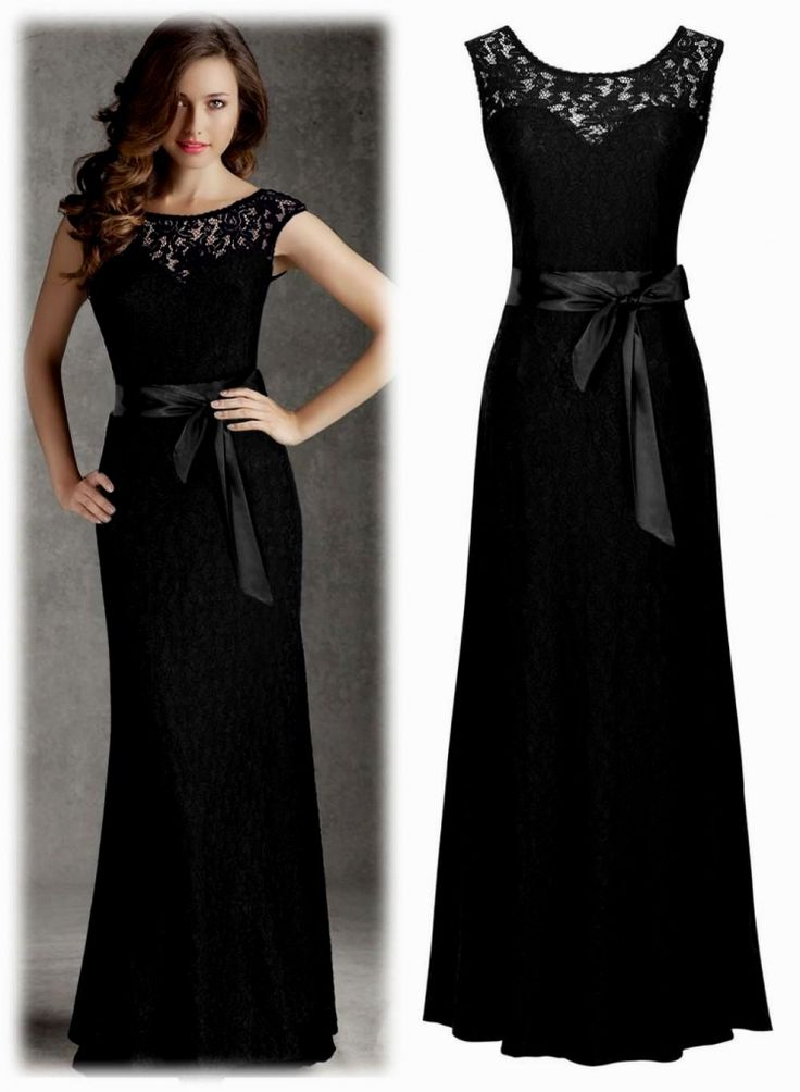 Dresses For Black Tie Wedding