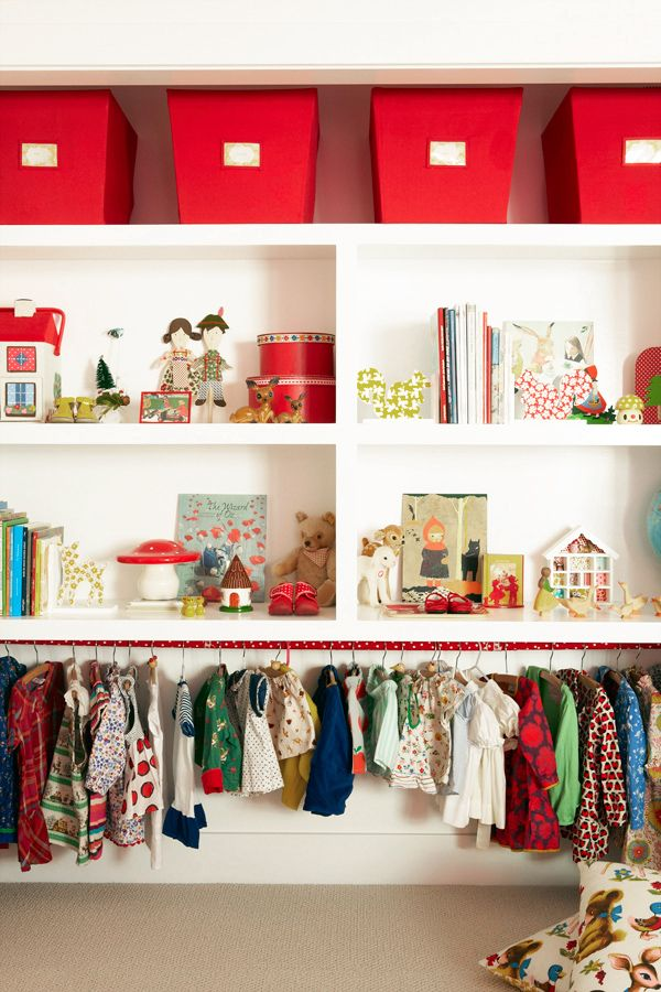 Anthology-Coleman-kid-closet lovely and organized kids closet
