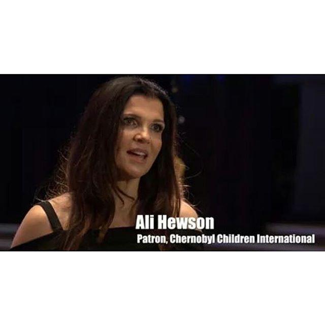Ali Hewson - The Princess Grace Humanitarian Award