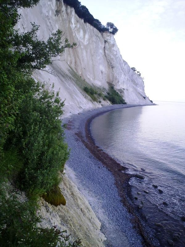 Møns Klint, Møn, Denmark   - Explore the World with Travel Nerd Nici, one Country at a Time. http://TravelNerdNici.com