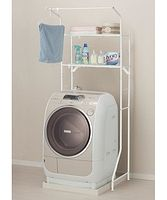 Washing machine rack (6797WH)   Let's just hope the machine fits! (2,372Y + tax)