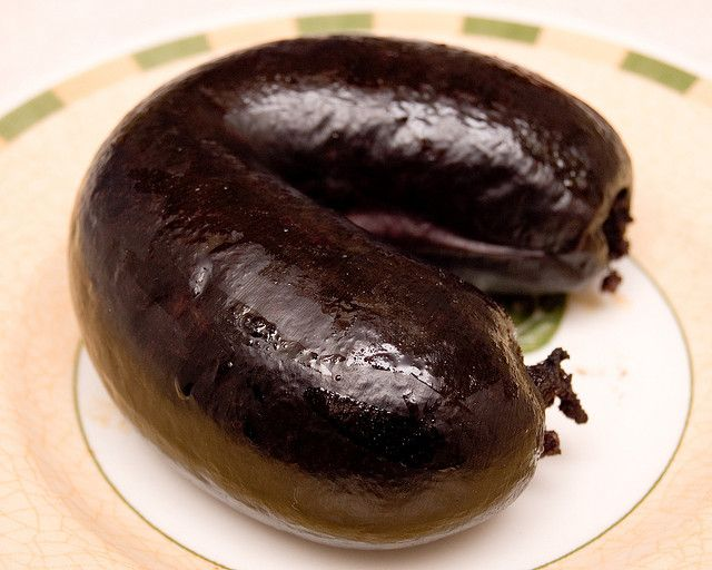 Black Pudding by Ian Tindale, via Flickr