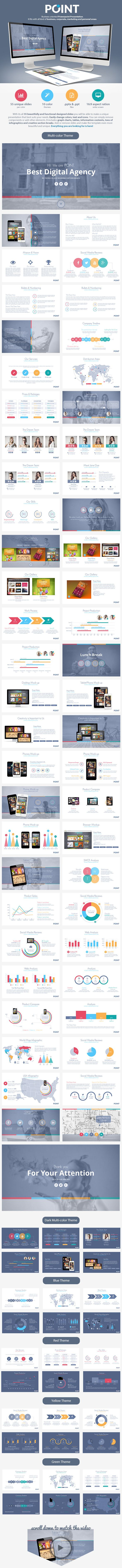Point Powerpoint Presentation (Powerpoint Templates)