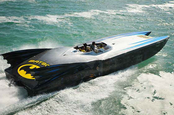 Go Fast Boats High Performance | Go-Fast Boats: Running with the Baddest - Features, Boat Reviews and ...