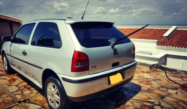 VW Pointer Gti 2.0 #Vw #Pointer #Gol #Gti