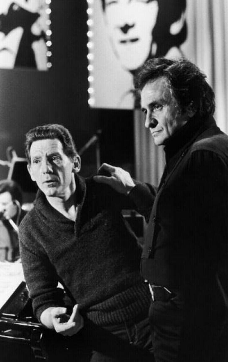 Jerry Lee Lewis & Johnny Cash