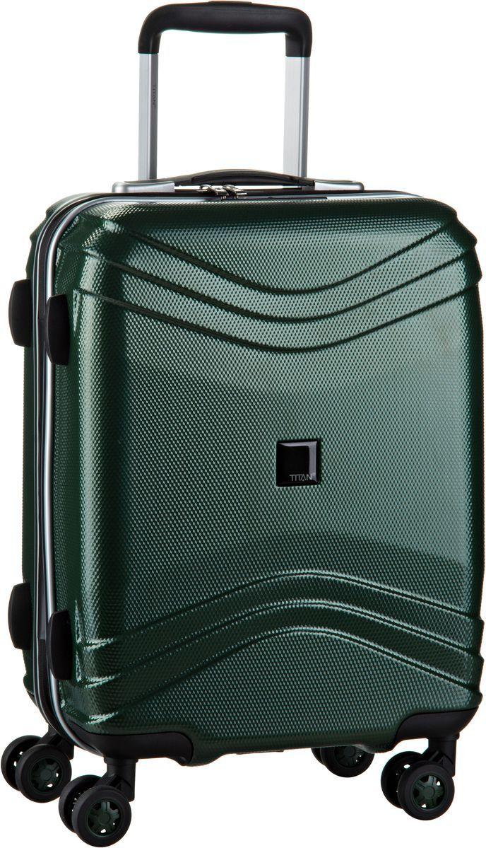 Taschenkaufhaus Titan Libra 4-Wheel Trolley S Emerald Green - Trolley + Koffer: Category: Taschen & Koffer > Trolley und Koffer…%#Taschen%