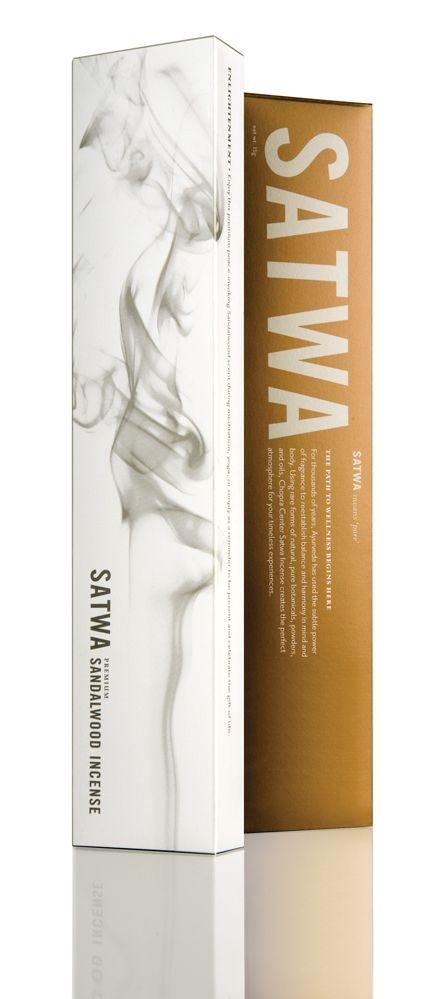 Satwa Premium Sandalwood Incense.. another great stocking stuffer! only $7!