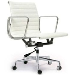 lexmod ribbed mid office. togo lider ribbed mid back leather office chair lexmod