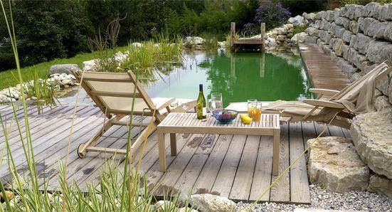 17 migliori idee su piscine ecologique su pinterest for Piscine ecologique