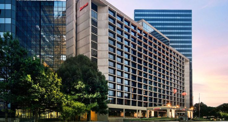 Arts District Hotel Downtown Dallas, TX | Dallas Marriott City Center | TX 75201