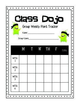 Class Dojo- groups!!