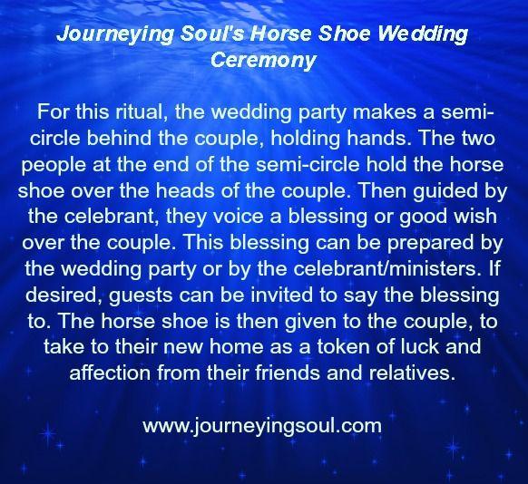 Ceremony ideas -make your wedding original!