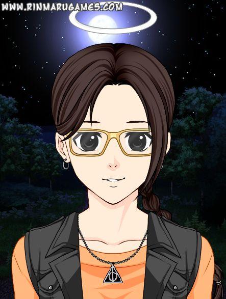 Rinmaru Games - Mega Anime Avatar Creator - colar dos filmes Harry Potter