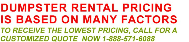 """Same-day Dumpster Rental Kissimmee, FL at Easy Dumpster Rental Dumpster Rental Kissimmee, FL Cheapest Dumpster Rental Ever Click To Call 1-888-792-7833Click For Email Quote Why We Offer """"A"""" Rated Dumpster Rental Services in Kissimmee : We never fall short of delivering AMAZING services to our customers. This has been the prime reason for our success over the... https://easydumpsterrental.com/florida/dumpster-rental-kissimmee-fl/"""