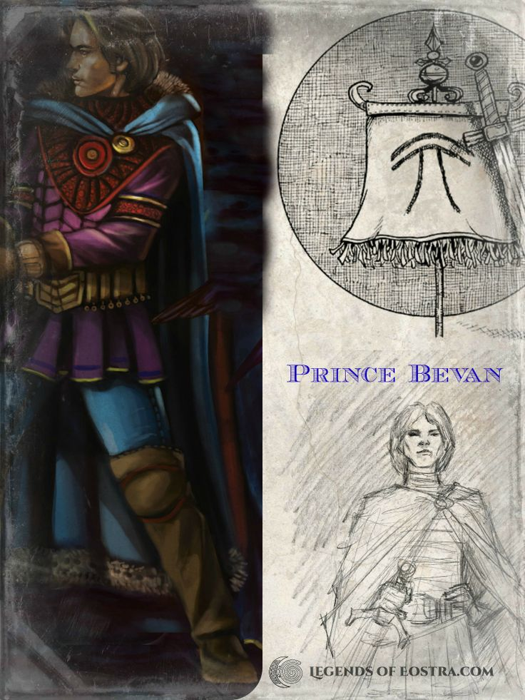 Prince Bevan, from Annwyn- how his character drawing developed. #motherearth #fantasy #auslit #easter #vernalequinox #YABook