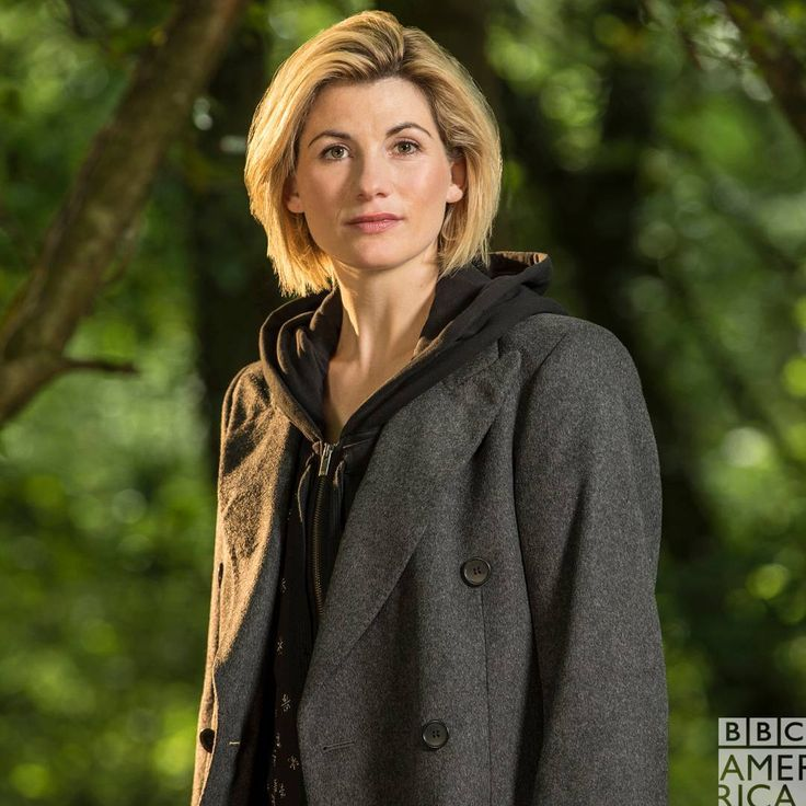 Jodie Whittaker the new star of 'Doctor Who' first female doctor