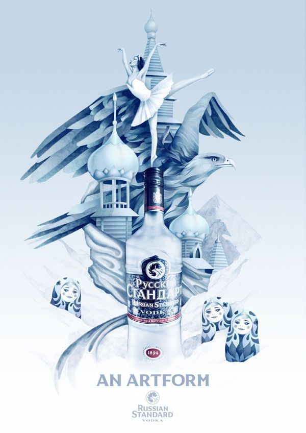 Russian Standard Vodkaby Mitchell Nelson