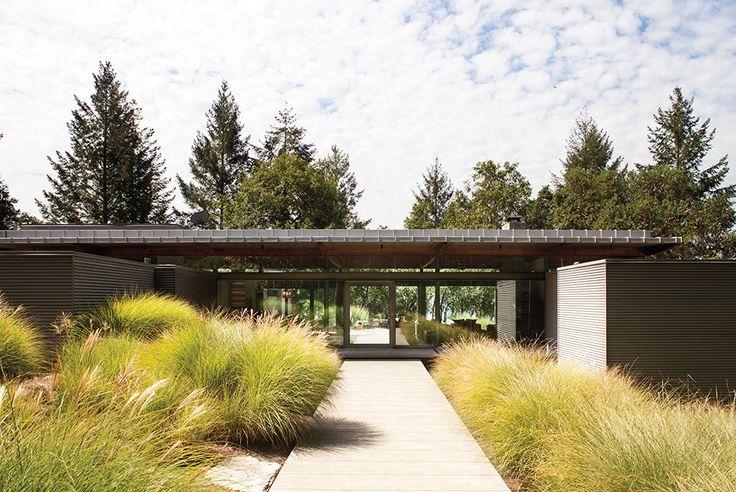 johnson fain architects / mccourt residence, rutherford