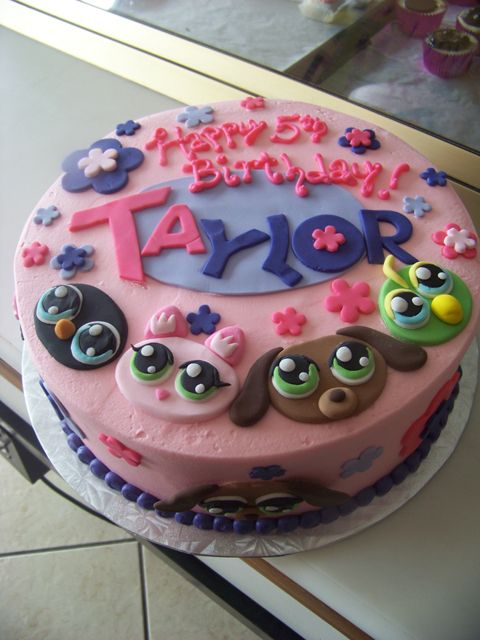 Birthday Cakes For Dogs In Houston Tx ~ Images about lps on pinterest little pet shop