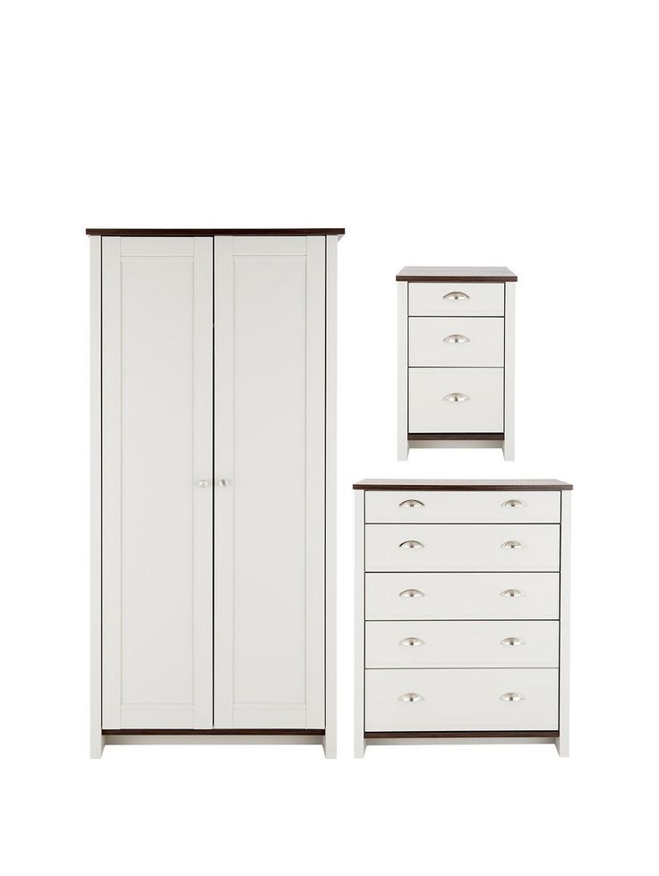 Consort Tivoli 3-Piece Ready Assembled Package - Wardrobe, 5-Drawer Chest and Bedside Cabinet (Buy and SAVE!), http://www.littlewoods.com/consort-tivolinbsp3-piece-ready-assembled-package-wardrobe-5-drawer-chest-and-bedside-cabinet-buy-and-save/1600041103.prd