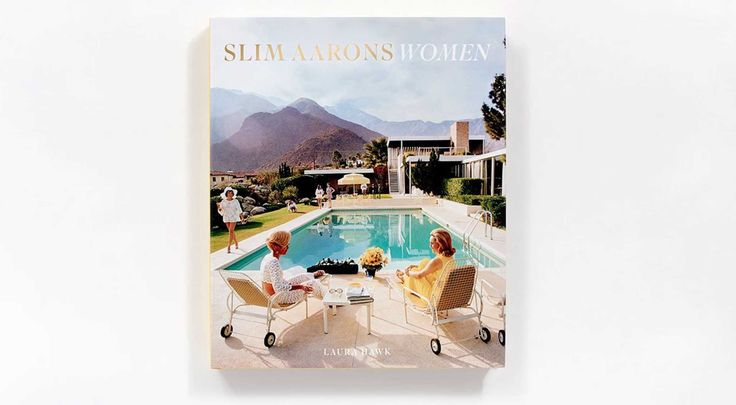 The Opposite of 'Sports Illustrated: Swimsuit Edition'. Slim Aarons never disappoints.