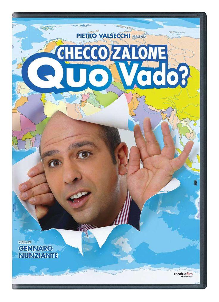 Quo Vado? - DVD Vendita su www.ondagame.it Prezzo offerta 13,40 € - Acquista adesso con spedizione GRATUITA. Finalmente in DVD e BLU RAY QUO VADO?