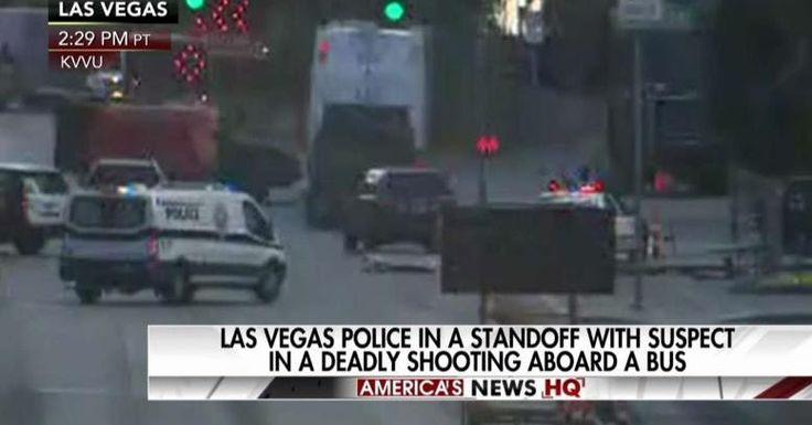 Πυροβολισμοί σε λεωφορείο στο Λας Βέγκας, ένας νεκρός