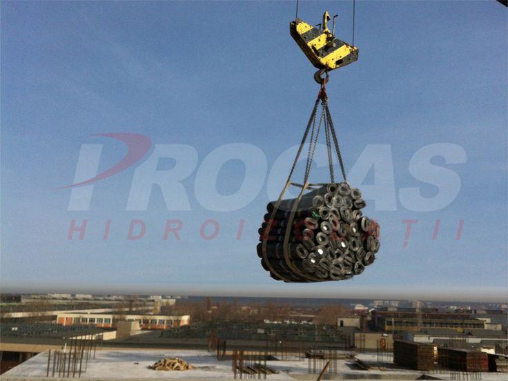 Vizitati-ne galeria de pe website pentru a vedea peste 70 de poze noi de la lucrarile executate!  http://procas.ro/galerie