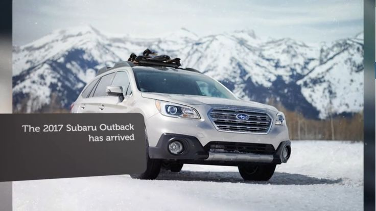 Challenging roads can't easily stop the 2017 #Subaru Outback near Biloxi, MS from getting you where you need to be. True to its looks, this model can take on tough off-road adventures with its X-Mode system and excellent ground clearance.