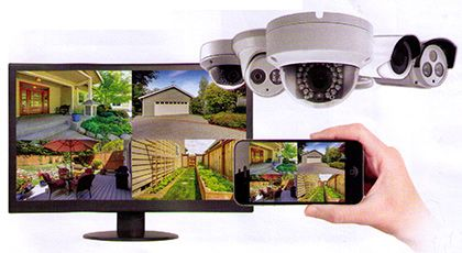 Security Cameras Video Surveillance