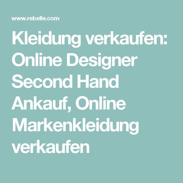 Kleidung verkaufen: Online Designer Second Hand Ankauf, Online Markenkleidung verkaufen