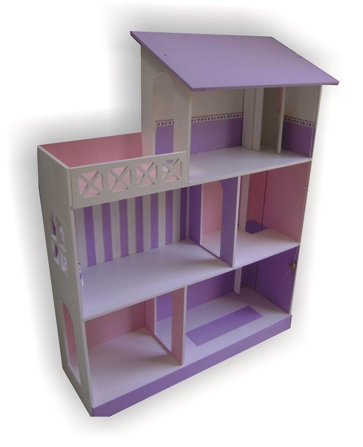 25 best ideas about casa barbie on pinterest casa de - Casas con terrazas ...
